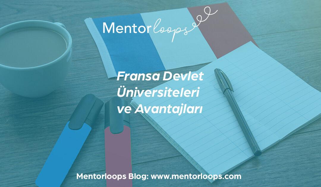Fransa Devlet Üniversiteleri ve Avantajları